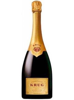 Krug Krug Grande Cuvée Champagne - Halve fles