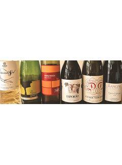 Wijnvondstenbox 6 flessen