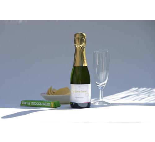 Bubbelbox Dry & Sober - Wijnpakket bubbels