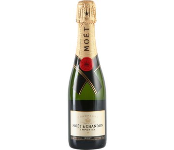 Moët & Chandon Brut Champagne - Halve fles