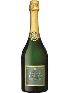 Deutz Champagne Brut Classic - Halve fles