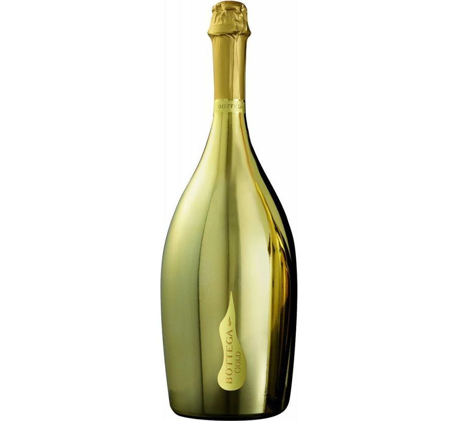 Gold Jeroboam Prosecco Fles van 3 liter - Minimale afname tijdelijk 3 flessen