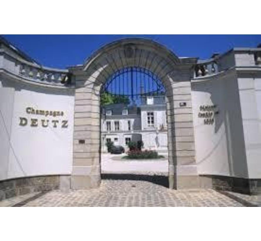 Deutz Rosé Champagne - Demi - in giftbox
