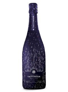 Taittinger Champagne Taittinger Nocturne Sec City Lights -75 cl