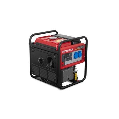 Honda EM 30 cyclo-converter generator for sensitive emergency services