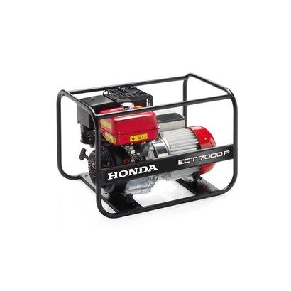 Honda ECT 7000P Benzine Aggregaat met AVR technologie