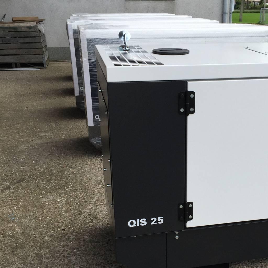 Diesel Aggregaten - 230V / 1500 rpm