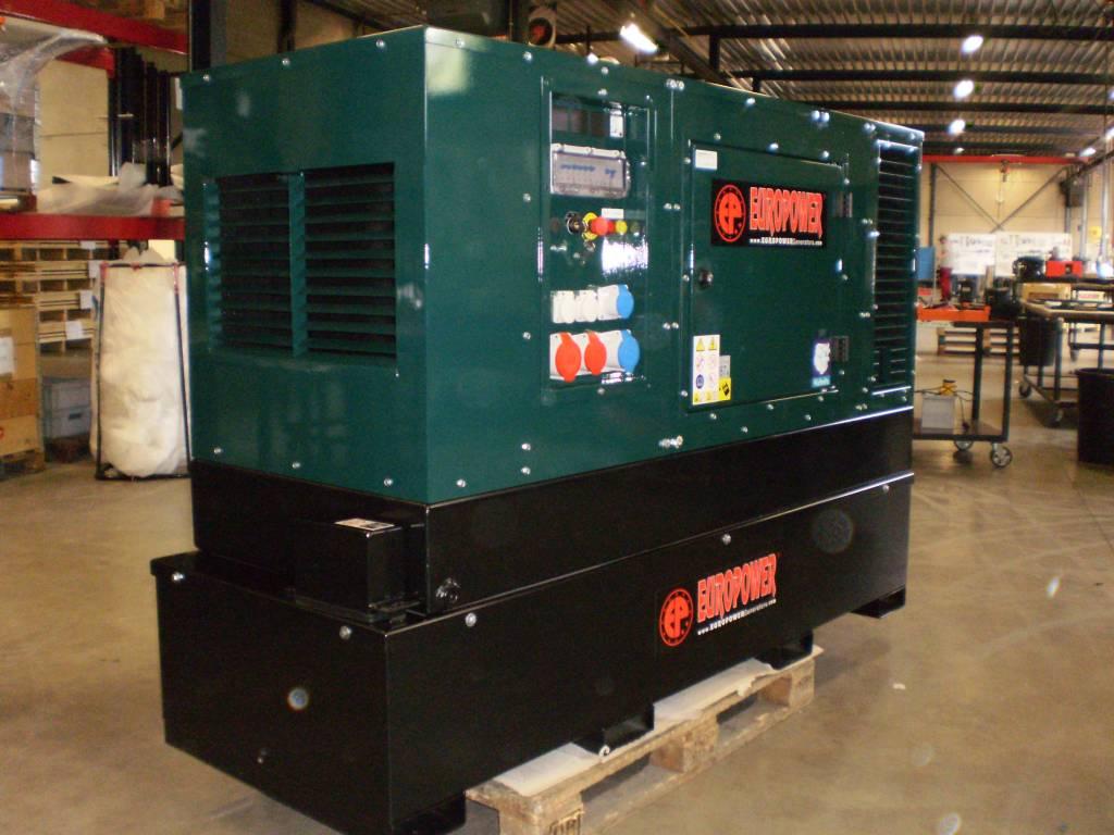 Diesel Aggregaten - 400V / 1500 rpm