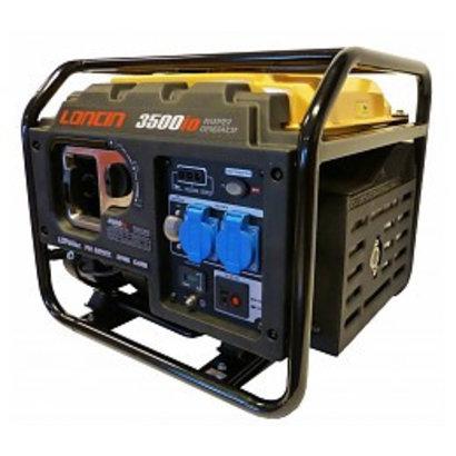 Loncin PM3500iO - Bijzonder lichte 3000W inverter aggregaat