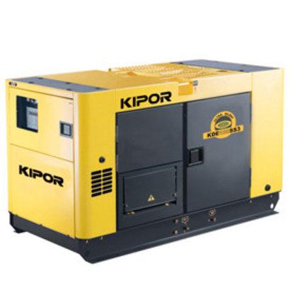 Kipor KDE100SS3 | Super leise Diesel-Stromerzeuger 80 kVA