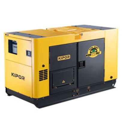 Kipor KDE60SS3 | Soundproof diesel generatror 50 kVA
