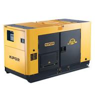 Kipor KDE45SS3 - 1,270 kg - 40 kVA - 51 dB - Diesel Generator