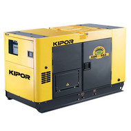 Kipor KDE30SS3 - 960 kg - 26 kVA - 51 dB - Diesel Generator