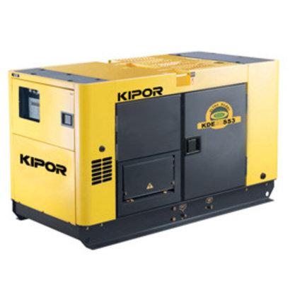 Kipor KDE30SS3 | Soundproof Diesel Generator 26 kVA