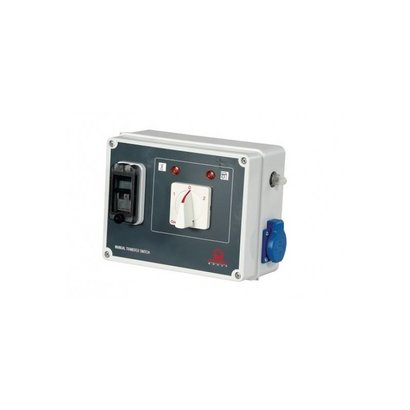 Pramac Automatische net overname voor generatoren
