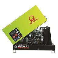 Pramac GBW 22P - 564 kg - 17,47 kVA - 65 dB - Groupe Électrogène
