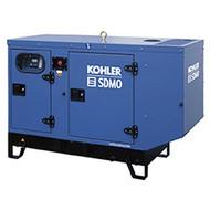 Kohler SDMO K12 - 510 kg - 8,9 kVA - 54 dB - Groupe électrogène