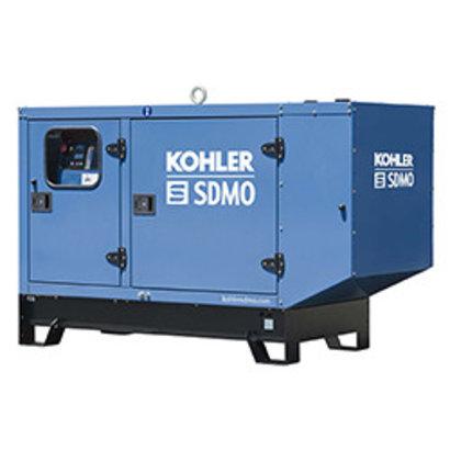 Kohler SDMO J33 - 980 kg - 33 kVA - 62 dB - Stromerzeuger