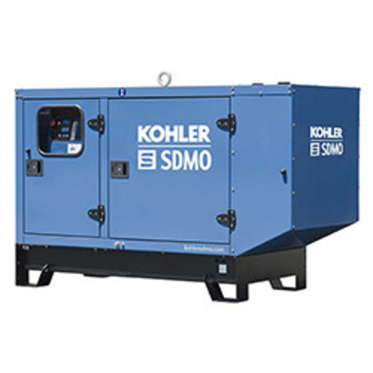 Kohler SDMO J44K - 1040 kg - 44 kVA - 62 dB - Aggregaat