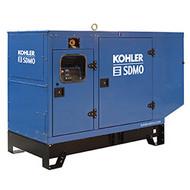 Kohler SDMO J77K - 1548 kg - 77 kVA - 62 dB - Groupe électrogène