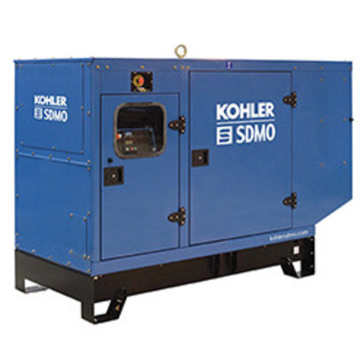 Kohler SDMO J77K - 1548 kg - 77 kVA - 62 dB - Aggregaat