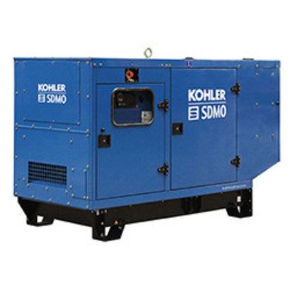 Kohler SDMO J110K - 1587 kg - 110 kVA - 70 dB - Groupe électrogène