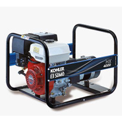 Kohler SDMO HX 4000 - 56 kg - 4000 W - 67 dB - Stromerzeuger