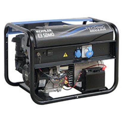 Kohler SDMO Technic 6500 E AVR M - 101 kg - 6500 W - 69 dB - Stromerzeuger