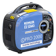 Kohler SDMO INVERTER PRO 2000 - 21 kg - 2000 W -60 dB - Groupe électrogène