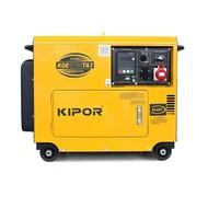 Kipor KDE6700TA3 - 180 kg - 6 kVA - 72 dB - Stromerzeuger