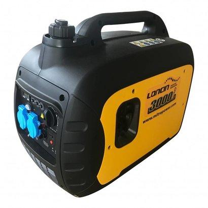 Loncin PM3000i - 27 kg - 2500W - 58 dB - Aggregaat