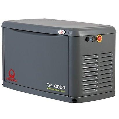 Pramac GA8000 Gas aggregate