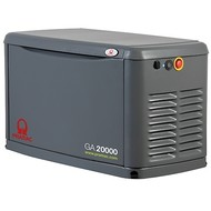 Pramac GA20000 - 220 kg - 20000 W - 67 dB @ 7 m - Aggregat