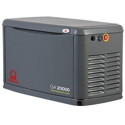 Pramac GA20000 - 220Kg - 20000W - 67dB @ 7m - Agrégat