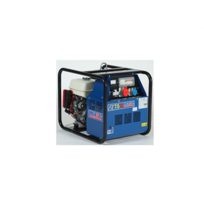 Mase FX 7,5 H/A - 95Kg - 4600W - 75dB - Benzine Aggregaat