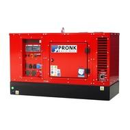 Kubota EPS183DE 450 kg - 18 kVA - 68 dB - Groupe électrogène