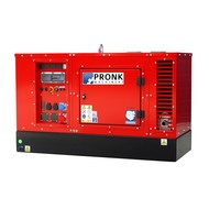 Kubota EPS183TDE - 450 kg - 18 kVA - 68 dB - Aggregaat