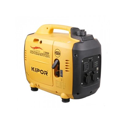 Kipor IG2600 | Compact and lightweight generator