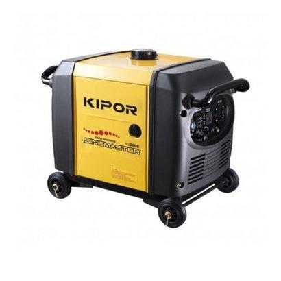 Kipor IG3000 | Leise Benzin-Stromerzeuger auf Rädern