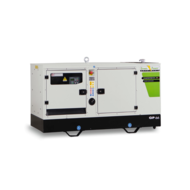 Green Power GP25 S / G - 1150 kg - 25 kVA - 61 dB - Gas Aggregaat - Aardgas of LPG
