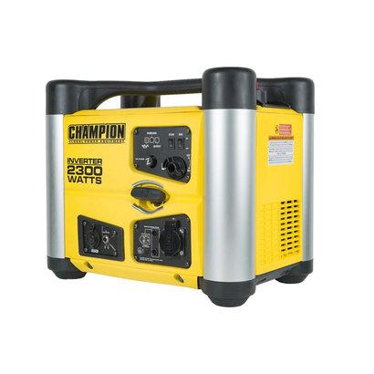 Champion Generators Champion 2300 Watt - 2300W - 25Kg - 53dB - Inverter Aggregat