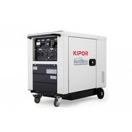 Kipor ID6000 - 168 kg - 5,5 kVA - 67 dB - Groupe électrogène