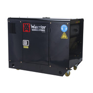Champion Generators Warrior 12,5 kW - 12,5kW - 295Kg - 68dB - Diesel Agrégat