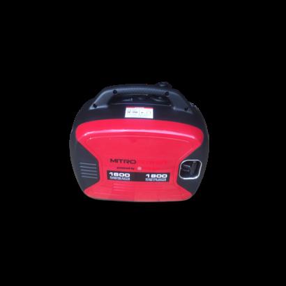 Mitropower PM2000i - 2000W - 21Kg - 51dB - Benzine Aggregaat
