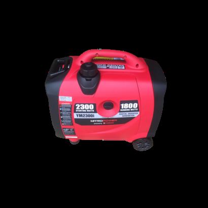 Mitropower MP2300i - 2300W - 23Kg - 64dB - Benzine Aggregaat