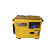 Mitropower PM7500DV - 6000W - 172Kg -  65dB - Diesel Aggregaat