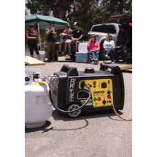 Dual Fuel Aggregate