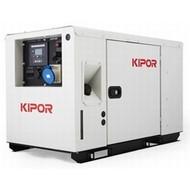 Kipor ID10 - 285 kg - 11 kVA - 57 dB - Groupe éléctrogène Diesel