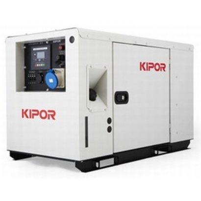 Kipor ID10 | Watergekoelde diesel aggregaat met perfecte sinus curve