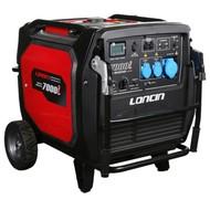 Loncin PM7000i - Inverter-Stromerzeuger